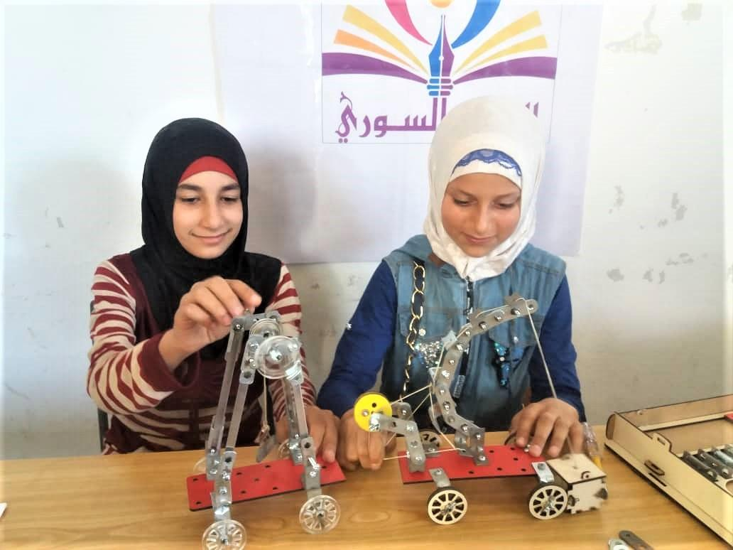 Firefly for Syrians Summer Programmes 2019 - 1