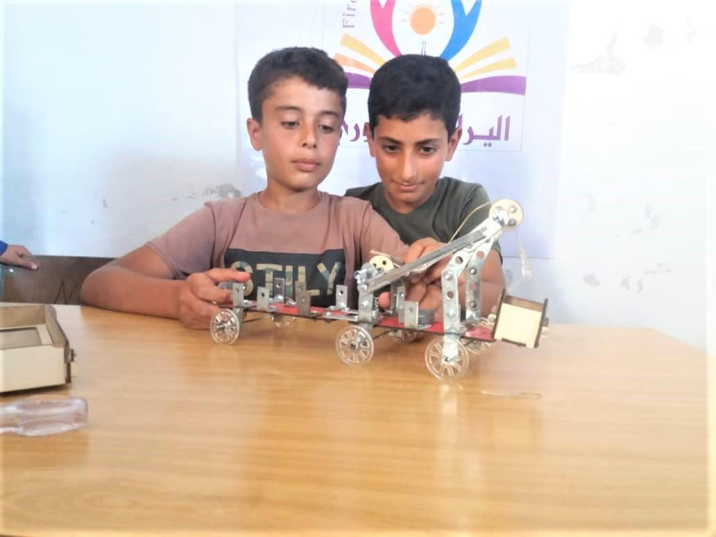Firefly for Syrians Summer Programmes 2019 - 10