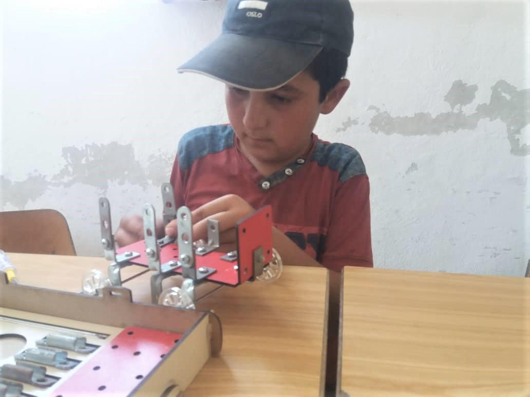Firefly for Syrians Summer Programmes 2019 - 12