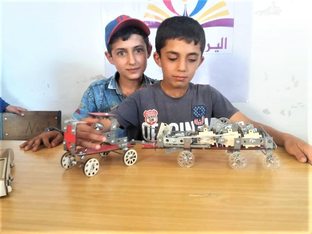 Firefly for Syrians Summer Programmes 2019 - 13