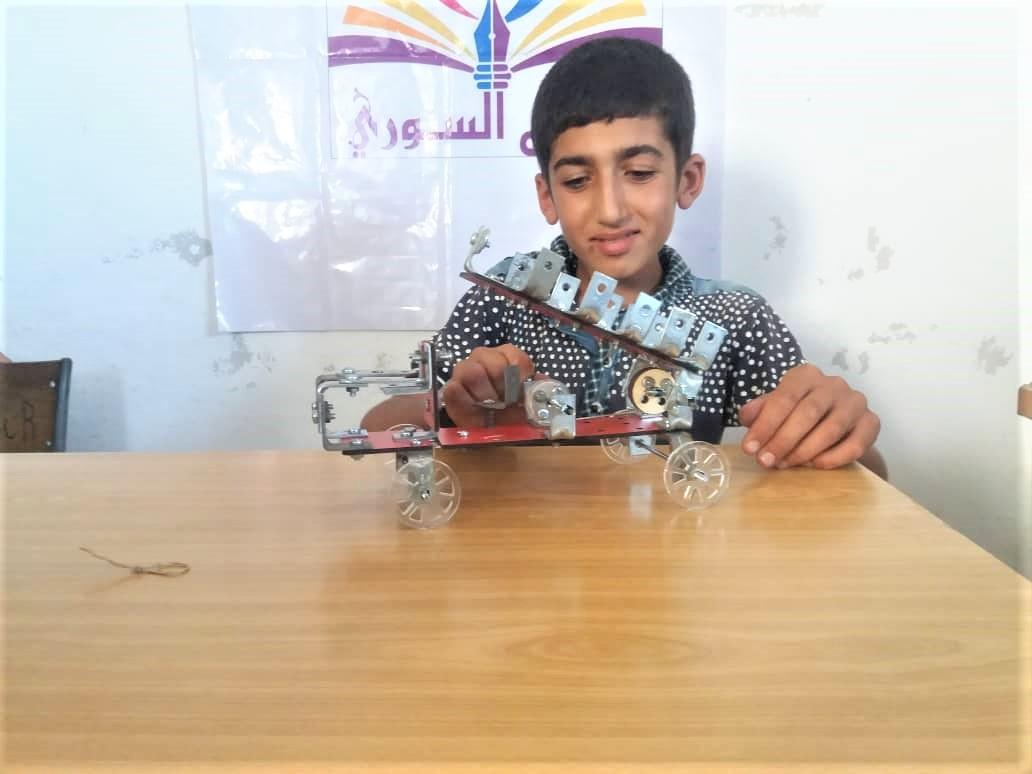 Firefly for Syrians Summer Programmes 2019 - 2