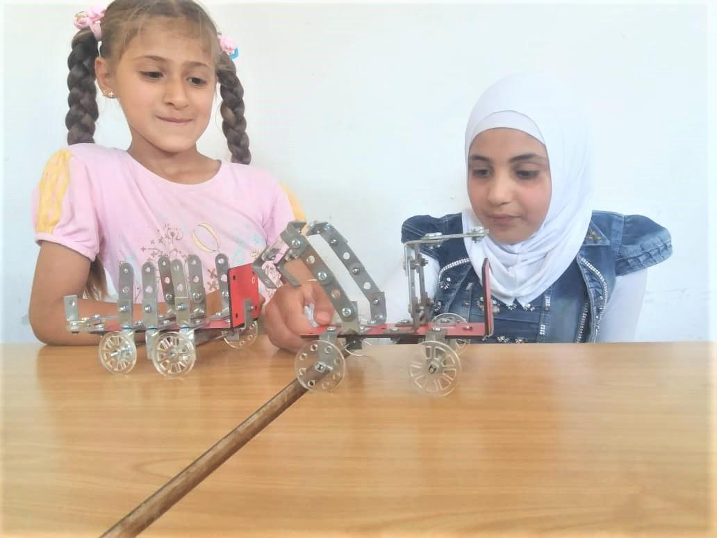 Firefly for Syrians Summer Programmes 2019 - 5